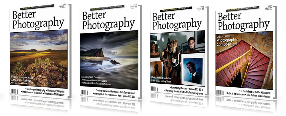 Better Photography Paper Subscription - Outside Australia
